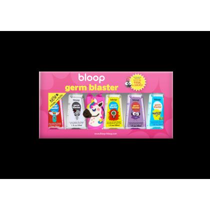 Bloop Anti-bacterial Hand Sanitizer Set
